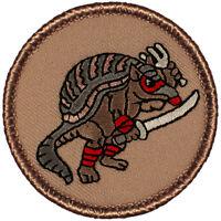Fun Boy Scout Patches Superhero 2013 Patrol! #549
