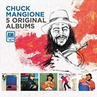 Chuck Mangione - 5 Original Albums [CD]