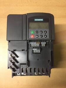 SIEMENS MICROMASTER 420 Inverter Drive - 6SE6420-2UD22-2BA1 / IP20