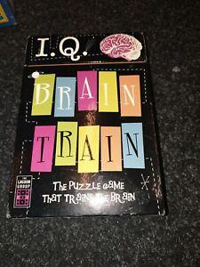 409 IQ BRAIN TRAIN - Fun Puzzle Family Card Game That Trains Your Brain