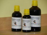 Propolis 20%  50ml natürliches Antibiotikum Imker Biene Kittharz  Imkerei