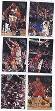 Cory Alexander Signed Basketball Card Virginia 1995