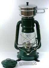 NEW DIETZ #2000 MILLENNIUM WARM-IT-UP COOKER OIL KEROSENE LANTERN 69882JB