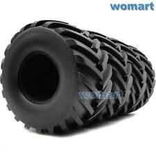 4pcs 2.2 Truck Badland Monster Big foot Tires Fit RC 4WD Axial RPM 2.2'' Wheels