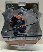 "[59345] CONNOR McDAVID (OILERS) 2015-16 NHL 6"" FIGURE IMPORTS DRAGON WAVE 3"