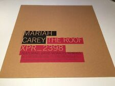MAXI 45T-MARIAH CAREY-THE ROOF PROMO CLUB IMPORT-XPR2398- UK- NEUF