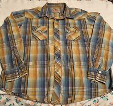 Vintage Wrangler Cowboy Shirt