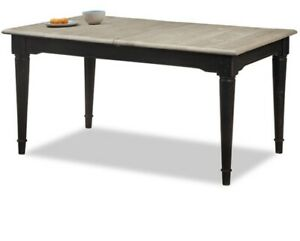 Loaf Toaster Extending dining Table It Grows 3 Size150cm Add Leafs 200cm & 250cm