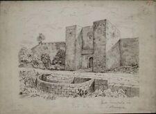 Dessins et lavis du XIXe siècle et avant paysage pour Réalisme