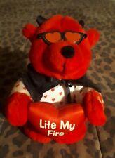 The Doors - Super Rare Lite My Fire Singing Devil Bear