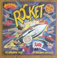 Various – Rocket Vinyl LP Compilation 33rpm 1976 ADE P 17 Various Artists