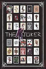 BATMAN THE DARK KNIGHT ~ JOKER DECK 24x36 MOVIE POSTER Heath Ledger Cards
