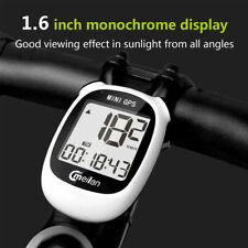Meilan GPS Waterproof Cycling Computer Speed Distance Bike Odometer LCD Display