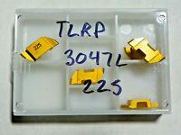5 PCS. Sandvik TLRP NRP 3047L 225 Top Notch Grooving Carbide Inserts    895SO