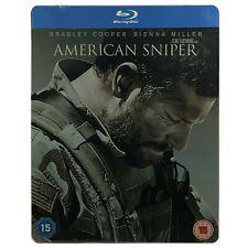 American Sniper Steelbook - Limited Edition Blu-Ray