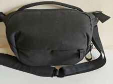 PEAK DESIGN Everyday Sling 5L Black Cross Body Camera Bag Unisex $99