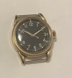 10K GF Hamilton - Military - Not Serviced - As Is - Beautiful