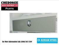 "Adrian Steel DK4210, 10"" high door kit for 44"" ADseries shelf units."