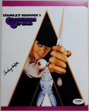 Shirley Jaffe autograph signed Clockwork Orange 8x10 Photo Psa/Dna Coa C Auto