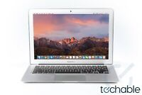 "Apple MacBook Air 13"" Core 2.2 - 3.2 i7 2015 8GB RAM 256GB SSD READ*"