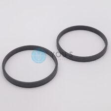 2 x anillas de centrado anillo distanciador llantas de aluminio t32-sl706p 76,0 - 70,6 mm Mak, TSW-nuevo