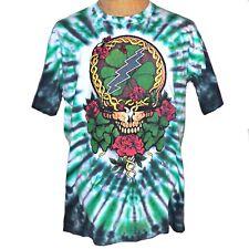 Vtg 1995 Grateful Dead St Patricks Day Philadelphia Spectrum Tie Dye Shirt XL