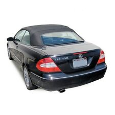 Mercedes CLK Convertible Top 04-09, Twillfast RPC Cloth