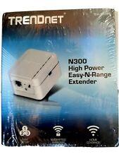 TRENDnet  TEW-737HRE N300 20 DBM High Powered Universal Wireless Range Extend...