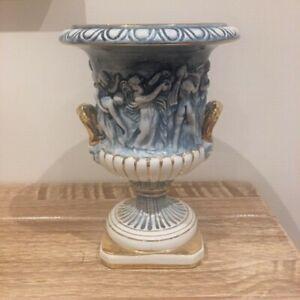 Capodimonte Italian Vase/Urn