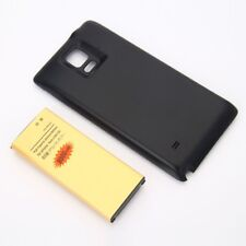 EXTENDED 8000mAh High-Capacity Battery +Cover for Samsung Galaxy Note 4 N910 USA