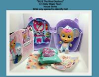 Cry Babies Magic Tears House Series ELLIE New Mostly Sealed