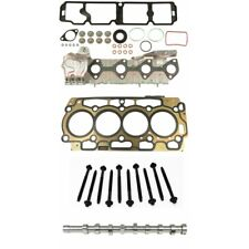 Head Gasket Set, Head Bolts and Camshaft for Peugeot 1.6 8v HDi DV6