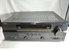 Used Yamaha RX V663 7.2 Channel 95 Watt Receiver Tested Works No Remote