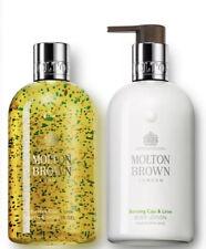 Molton Brown Bursting Caju & Lime Shower Gel & Lotion Gift Set 2x 300ml
