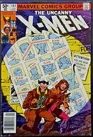 "Uncanny X-Men #141 VF+ 8.5 Claremont Best Work ""Days Of Future Past"" 1981 Key"