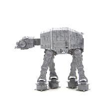Star Wars Imperial AT-AT Color 3d metal puzzle - Metal laser cut