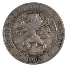 [#57191] Munten, België, Leopold II, 5 Centimes, 1900, ZF, Copper-nickel, KM:41