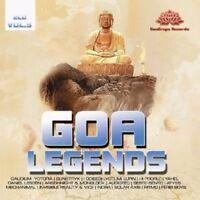 GOA LEGENDS 3 (ZION LINGUIST, SOLAR AXIS, FERBI BOYS, ...) 2 CD NEU