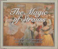 C.D.MUSIC E734   READER'S DIGEST /  THE MAGIC OF STRAUSS    CD