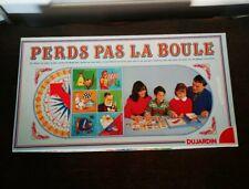 Vintage Perds Pas La Boule Par Dujardin Complet Excellent Etat