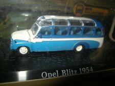 1:72 Atlas Edition DeAgostini Opel Blitz 1954 Bus OVP