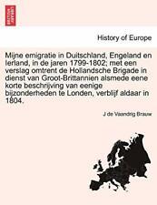 Mijne emigratie in Duitschland, Engeland en Ier, Brauw, De-Vaandrig,,