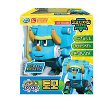 GOGO DINO Dinosaur Expedition Sound Toys Tomo Transformation Robot Dino Car