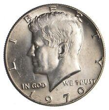 BU Roll of 20 1970-D Key Date Kennedy Half Dollars
