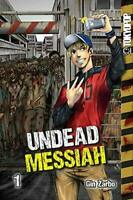 Undead Messiah manga volume 1 (English) by Zarbo, Gin in Used - Like New