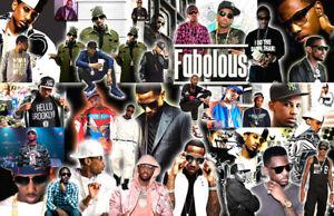 FABOLOUS Collage Poster