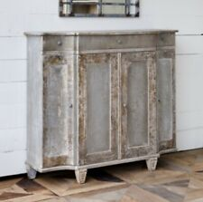 Park Hill Collection Aged Painted Townhouse Console Foyer Furniture Parkhill