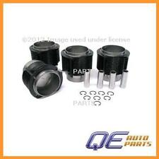 Porsche 356C Piston and Cylinder Set (1750, 86.0 mm Big Bore, Four Ring Pistons)
