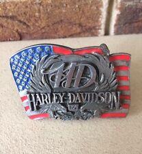 Harley Davidson Original 1989 Boucle de ceinture