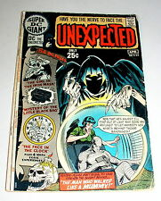 SUPER DC GIANT S-23  THE UNEXPECTED  64 PAGE GIANT 1971